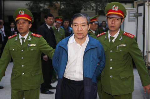 Dương Chí Dũng ngồi tù vẫn nhận lương:
