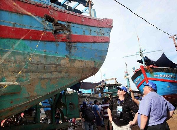 Vạch trần những hành động phi lý của Trung Quốc ở Biển Đông 6