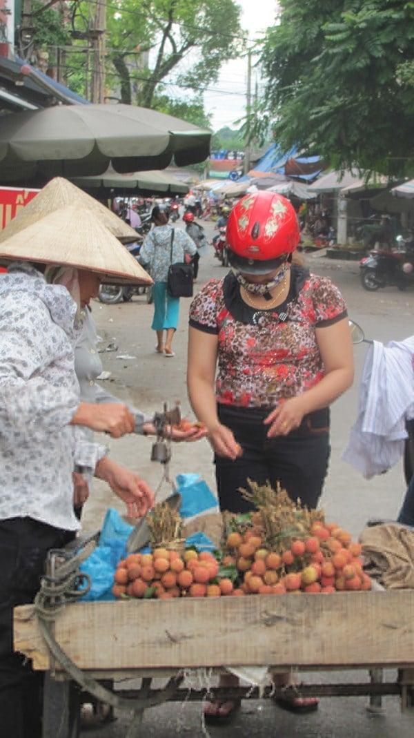 Hình ảnh Quả vải Trung Quốc xâm nhập ngược vào Việt Nam số 1
