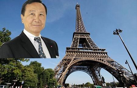 Sự thật tin sốc đại gia Thái Bình mua tháp Eiffel  6