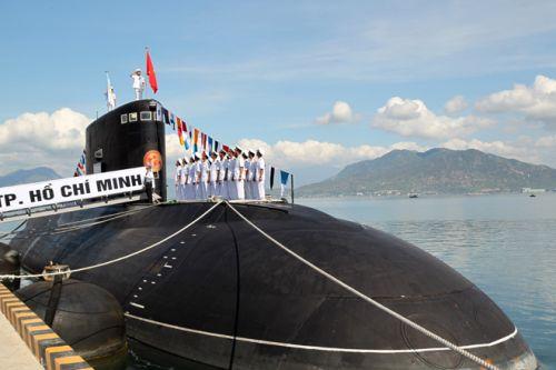 Hải quân Việt Nam sẽ có thêm 10 tàu chiến hiện đại 6