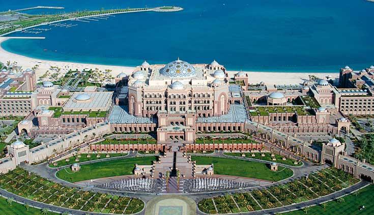 Kết quả hình ảnh cho Khách sạn Emirates Palace