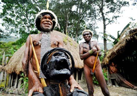 Bộ tộc ở trần hoang dã nhất hành tinh và tục lệ rợn người 5