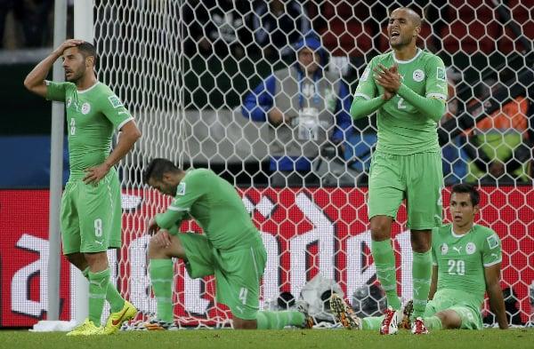 Kết quả World Cup 2014 Đức 2-1 Algeria: