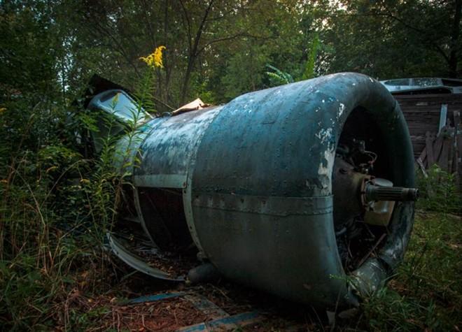 Nghĩa địa máy bay chiến đấu thời Thế chiến II 8