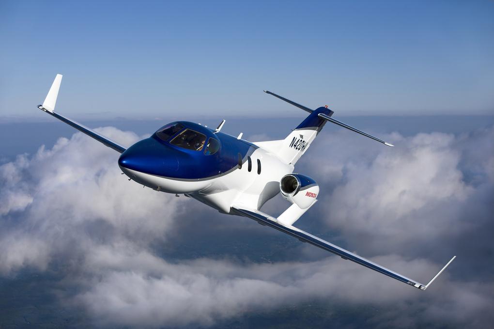 Máy bay Honda : Bay nhanh, bay cao và tiết kiệm nhất 5