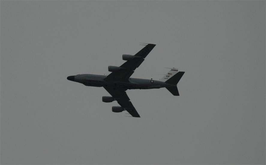 Sức mạnh 2 máy bay Mỹ xuất hiện ở khu vực giàn khoan Hải Dương 981 5