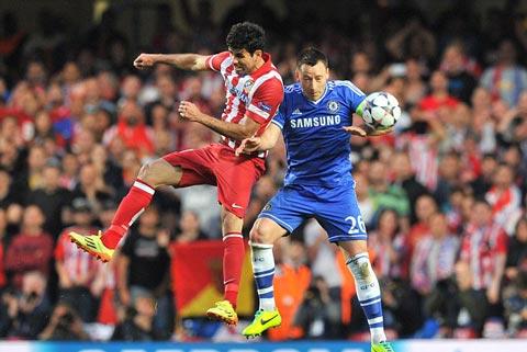 Chelsea chiêu mộ thành công Diego Costa 6