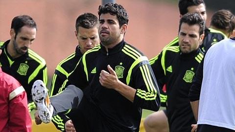 Chelsea chiêu mộ thành công Diego Costa 7