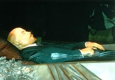Tiết lộ những sự thật bất ngờ về xác ướp Lê-nin - ảnh 1