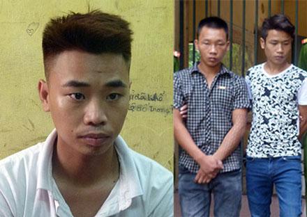 Băng nhóm chuyên cướp giật trên đường bị tóm gọn 5