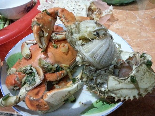 Cua biển 50.000 đồng/con ở Hà Nội có nguồn gốc từ đâu? 6