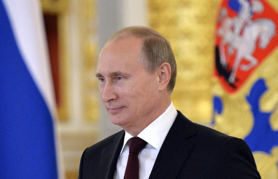 """Tổng thống Putin đề nghị Nga-Mỹ """"làm lành"""" 6"""