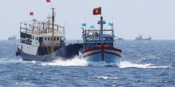 Vụ TQ bắt giữ 6 ngư dân VN: Bộ Ngoại giao VN gặp đại diện Đại sứ quán TQ 5