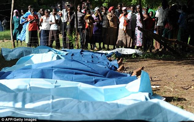 Lại thảm sát đẫm máu tại Kenya, ít nhất 29 người thiệt mạng 7
