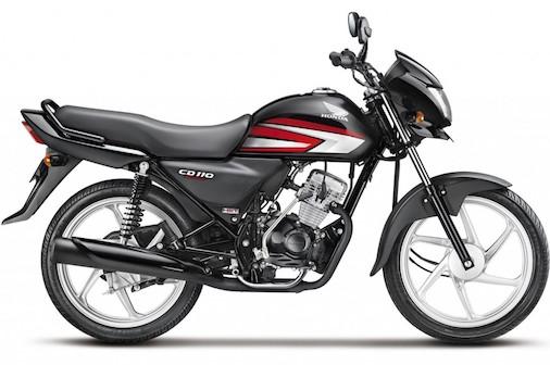 Honda giới thiệu Dream 110 côn tay 5