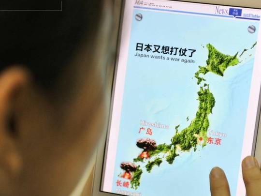Báo TQ 'bới móc' thảm họa bom nguyên tử, Nhật Bản nổi giận 6