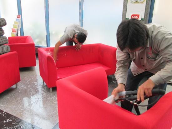Hình ảnh Giặt ghế sofa, giặt thảm bằng công nghệ hiện đại tại Babylon số 2
