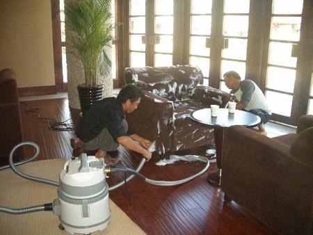 Hình ảnh Giặt ghế sofa, giặt thảm bằng công nghệ hiện đại tại Babylon số 1