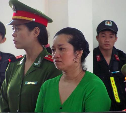 Y án tử hình vợ nguyên Bí thư xã giết người quỵt nợ 5