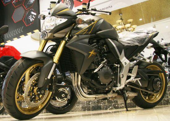 Honda CB1000 : Thiên thần hay sát thủ ? 7