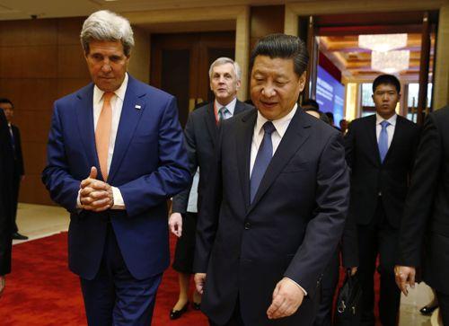 Đối thoại Mỹ - Trung: Washington khẳng định không 'kiềm chế' Bắc Kinh 7