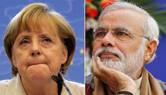 Thủ tướng Đức hủy hẹn với người đồng cấp Ấn Độ vì... bận xem World Cup 4