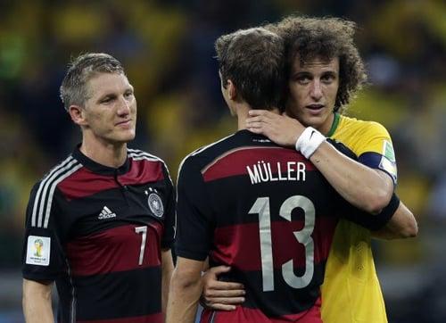 """Cầu thủ Đức thỏa thuận """"không làm nhục"""" Brazil trong hiệp 2 trận bán kết 6"""