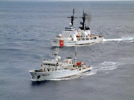 Máy bay Mỹ có thể ghi hình tàu TQ tấn công tàu VN ở Biển Đông 9