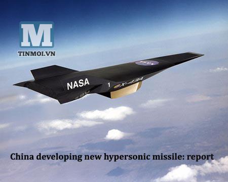 Tên lửa siêu thanh của TQ có thể tấn công hạt nhân vào Mỹ 5