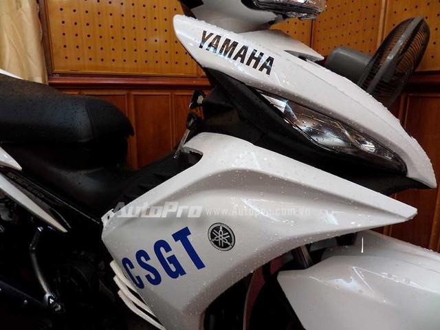 Yamaha Việt Nam trang bị xe mới cho lực lượng công an 6