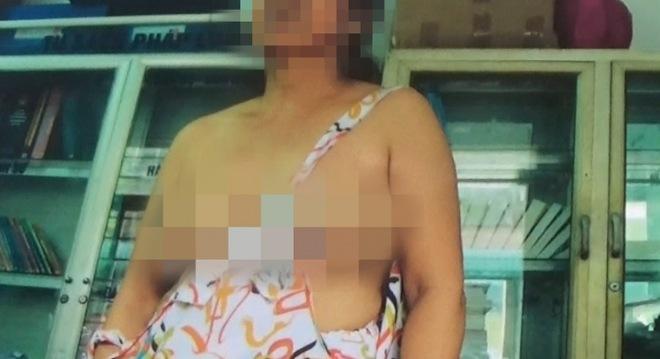 """Bị """"tố"""" xé áo phụ nữ để lộ ngực trần, tổ trưởng dân phố nói gì? 5"""