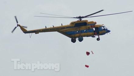ẢNH ĐỘC: Trực thăng Mi-171 số 01 - Những ngày chưa xa 5