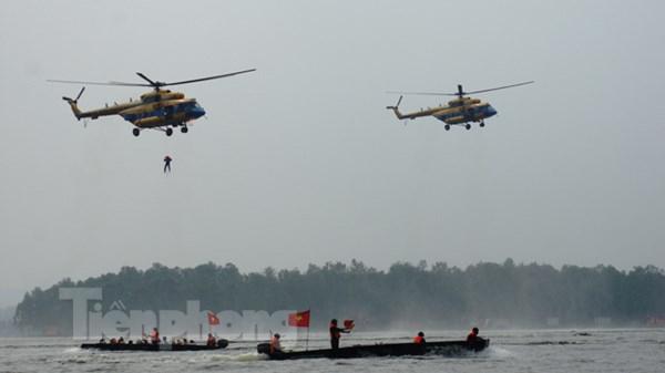 ẢNH ĐỘC: Trực thăng Mi-171 số 01 - Những ngày chưa xa 11