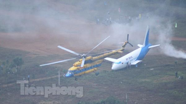 ẢNH ĐỘC: Trực thăng Mi-171 số 01 - Những ngày chưa xa 14