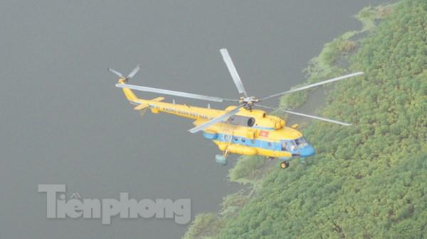 ẢNH ĐỘC: Trực thăng Mi-171 số 01 - Những ngày chưa xa 16