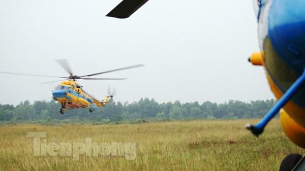 ẢNH ĐỘC: Trực thăng Mi-171 số 01 - Những ngày chưa xa 17