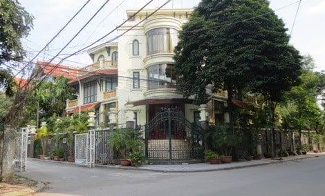 Hình ảnh Cận cảnh các biệt thự xa hoa bậc nhất của đại gia Việt số 1