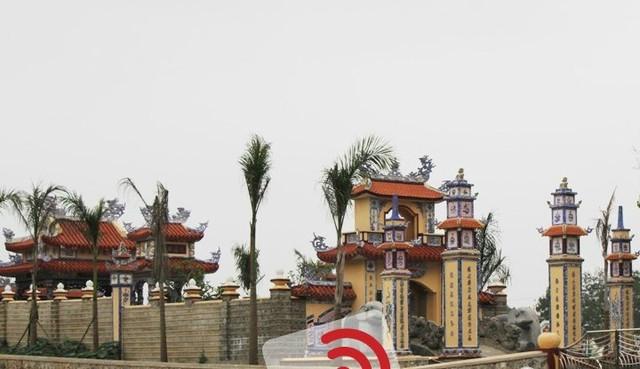 Đại gia Việt chi triệu đô mua quan tài, xây lăng mộ... chờ chết 9