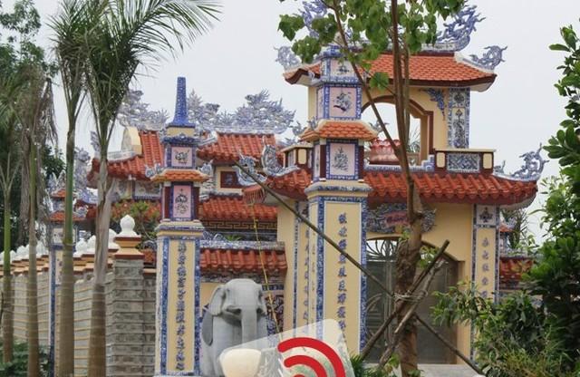 Đại gia Việt chi triệu đô mua quan tài, xây lăng mộ... chờ chết 10