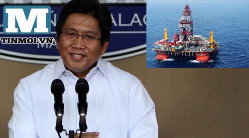 Philippines ủng hộ NQ yêu cầu TQ rút giàn khoan của Thượng viện Mỹ 5