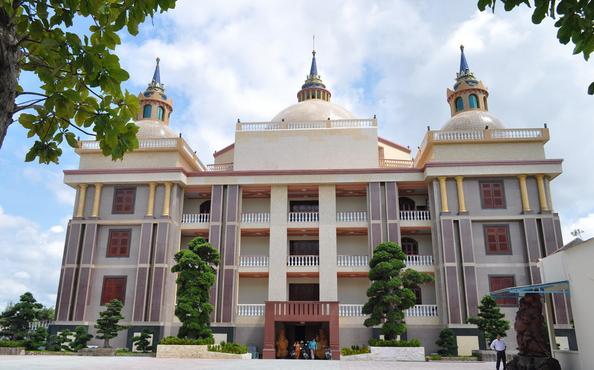 Hình ảnh Cận cảnh các biệt thự xa hoa bậc nhất của đại gia Việt số 14