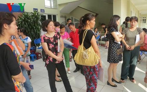 Trường THPT Lương Thế Vinh lý giải thay đổi điểm trúng tuyển vào 10 5
