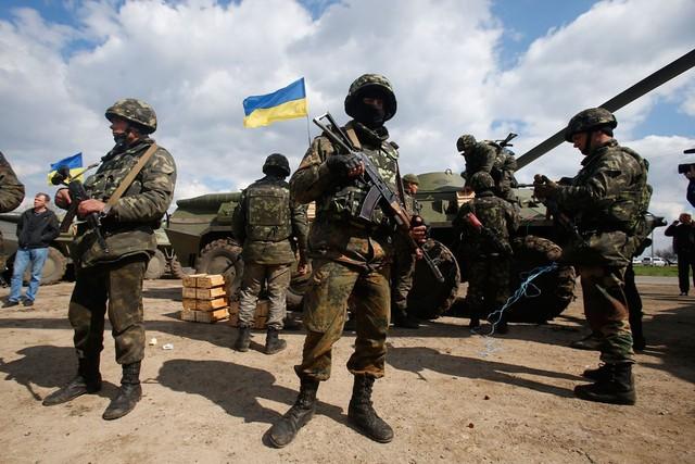 Sơ tán khẩn cấp công dân Việt Nam ra khỏi miền Đông Ukraine 5