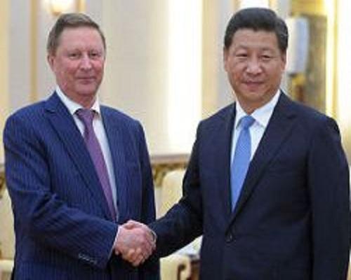Ivanov là ai, và mục đích đến Bắc Kinh trong 3 ngày? 5