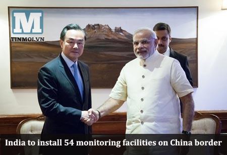 Xung đột lãnh thổ, Ấn Độ tăng 54 trạm giám sát dọc biên giới Trung Quốc 5