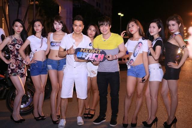 Náo loạn đường phố vì chiêu quảng cáo... toàn gái đẹp và sao Việt 6