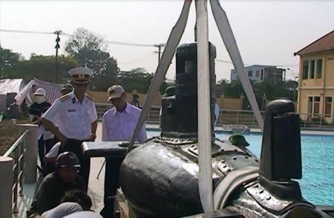 Tàu ngầm Yết Kiêu