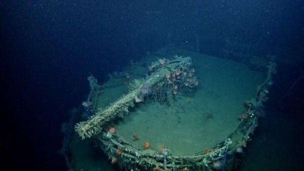 Cận cảnh xác tàu ngầm từng đánh bại hàng loạt tàu chiến Mỹ 5