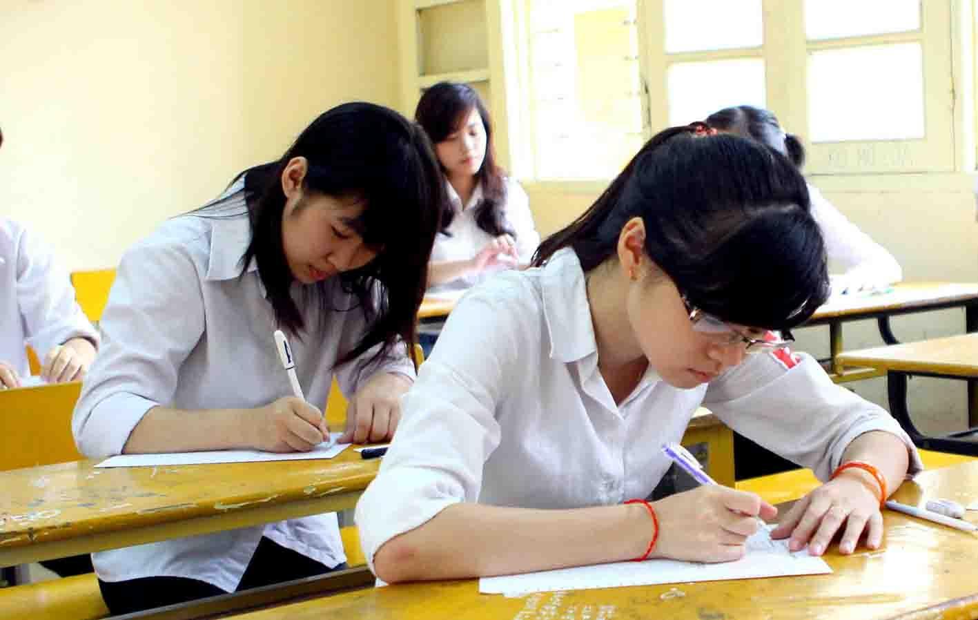 Sẽ gộp thi tốt nghiệp THPT và CĐ, ĐH làm một kỳ thi chung từ năm 2015? 5